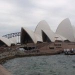 Sydney Opera House (dodgy weather)