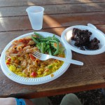 Mojos Surf Camp - Dinner