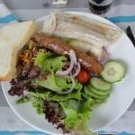 Fraser Island - Lunch