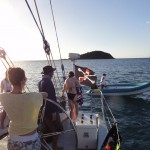Whitsunday Islands - Shuttle to sandbank