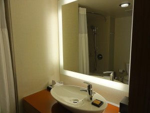 Grand Hyatt San Francisco King Room Bathroom