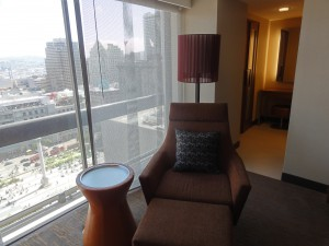Grand Hyatt San Francisco King Room with Union Square View
