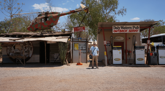 Lonelist pub in Australia – Daly Waters, NT