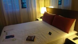 Vibe Hotel Sydney - Bedroom
