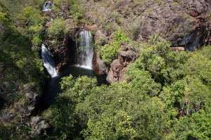 Go swimming at Florence Falls, just a 2 hours ride from Darwin