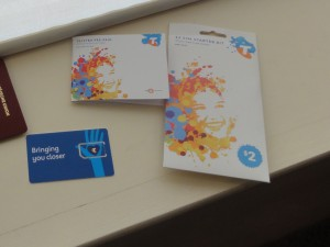 Telstra Sim Starter Kit