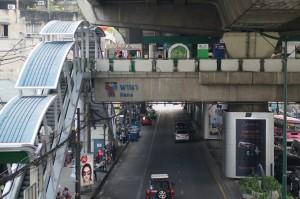 Bangkok - Nana BTS station