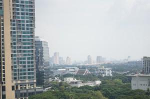 Urbana Langsuan - My view