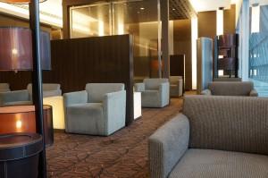 Bangkok Suvarnabhumi Airport - SilverKris Lounge