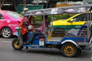 Bangkok - Tuk Tuk