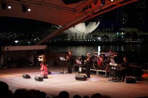 Concert at The Esplanade