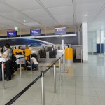 Star Alliance Gold Check-in for Thai at Munich Airport